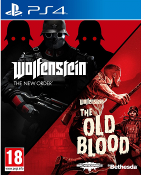 Wolfenstein: The New Order + Wolfenstein: The Old Blood PS4