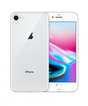 Apple iPhone 8 64GB Zilver - nieuw - 2 jaar garantie