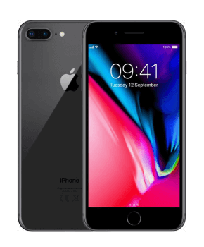 Apple iPhone 8 64GB black- nieuw - 2 jaar garantie