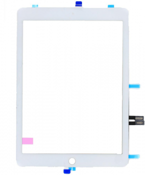 voor iPad 2018 aanraakscherm - wit A+ kwaliteit