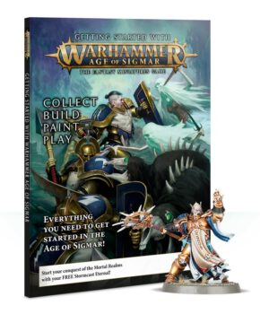 Getting Started With Warhammer Age of Sigmar - magazine