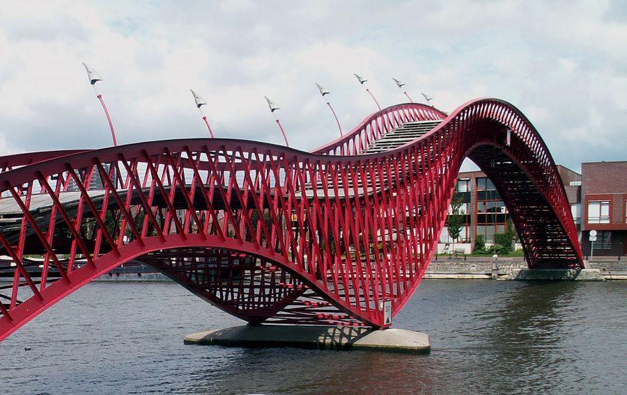 Amsterdam architectuur vaartocht