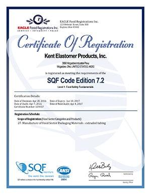 639437 Kent Elastomer Products Cert 2014