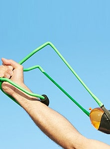 Launching Systems for Model Planes, Gliders and Water Balloons