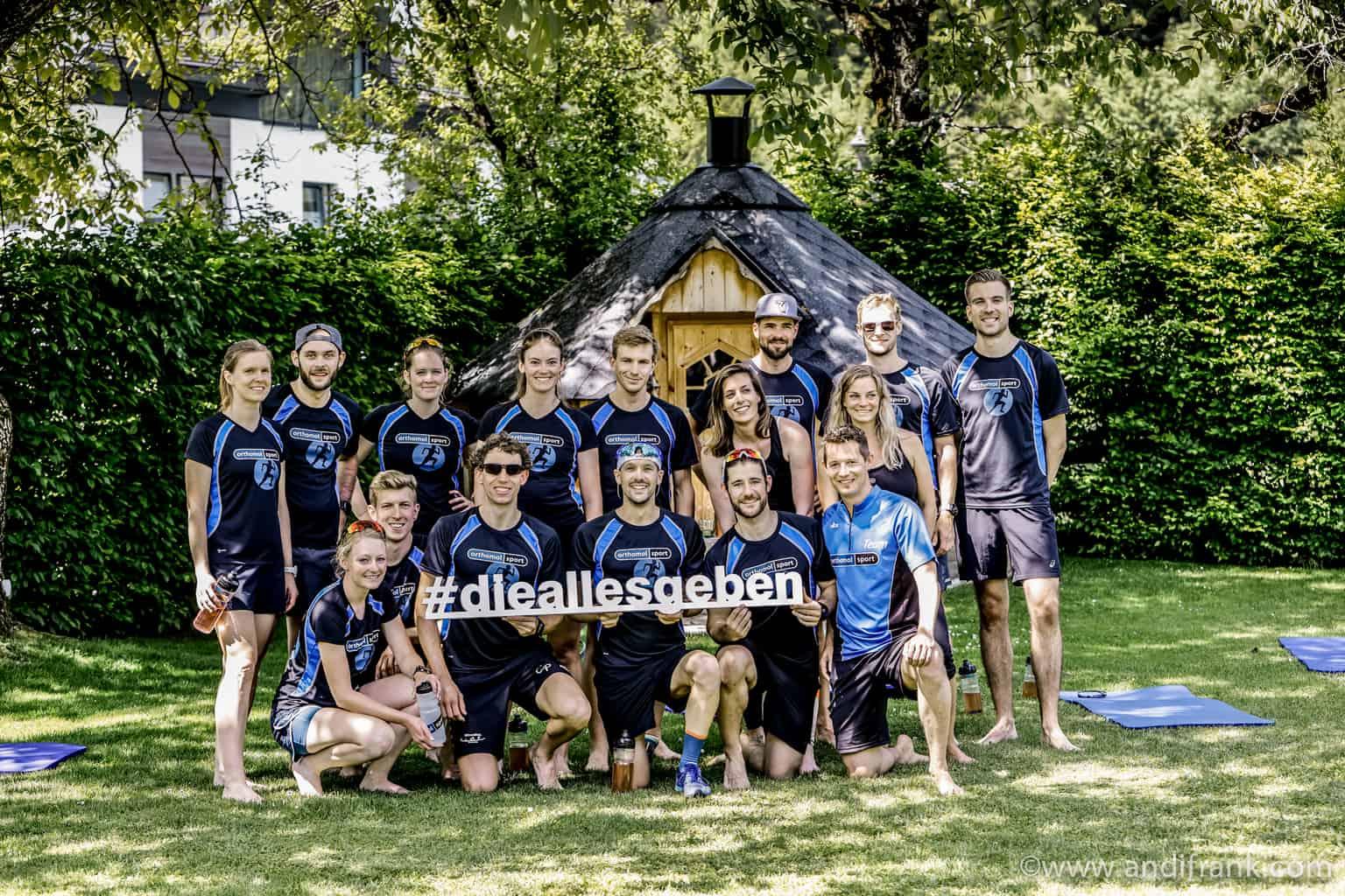 #VollgasmitPatrickLange - ein Triathlon Wochenende mit Orthomol Sport