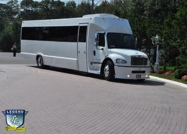 Custom Mack 30 Passenger Limo Bus