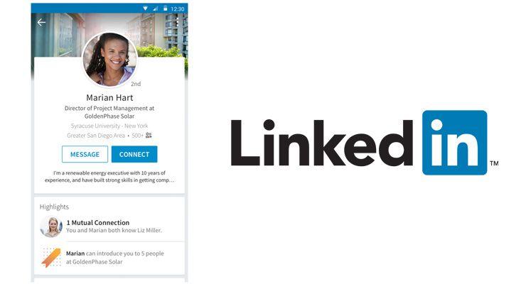 La nouvelle application mobile LinkedIn est maintenant disponible !