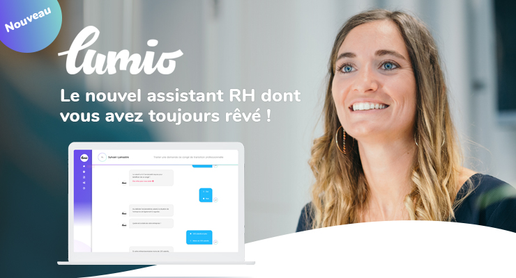 Lumio : le nouvel assistant en ligne qui humanise les procédures RH