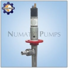 Pneumatic Screw Barrel Drum Pumps for High Viscosity