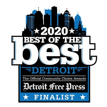 Best of the Best Mortgage Lender Metro Detroit Finalist