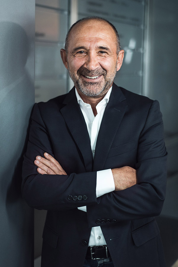 Business Portrait im Bereich Consulting