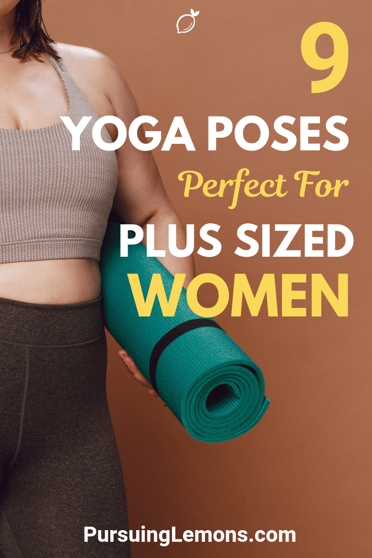 If you're plus-sized and looking for ways to lose weight, these yoga poses for plus-sized women is a great low-intensity workout to shed those extra pounds.