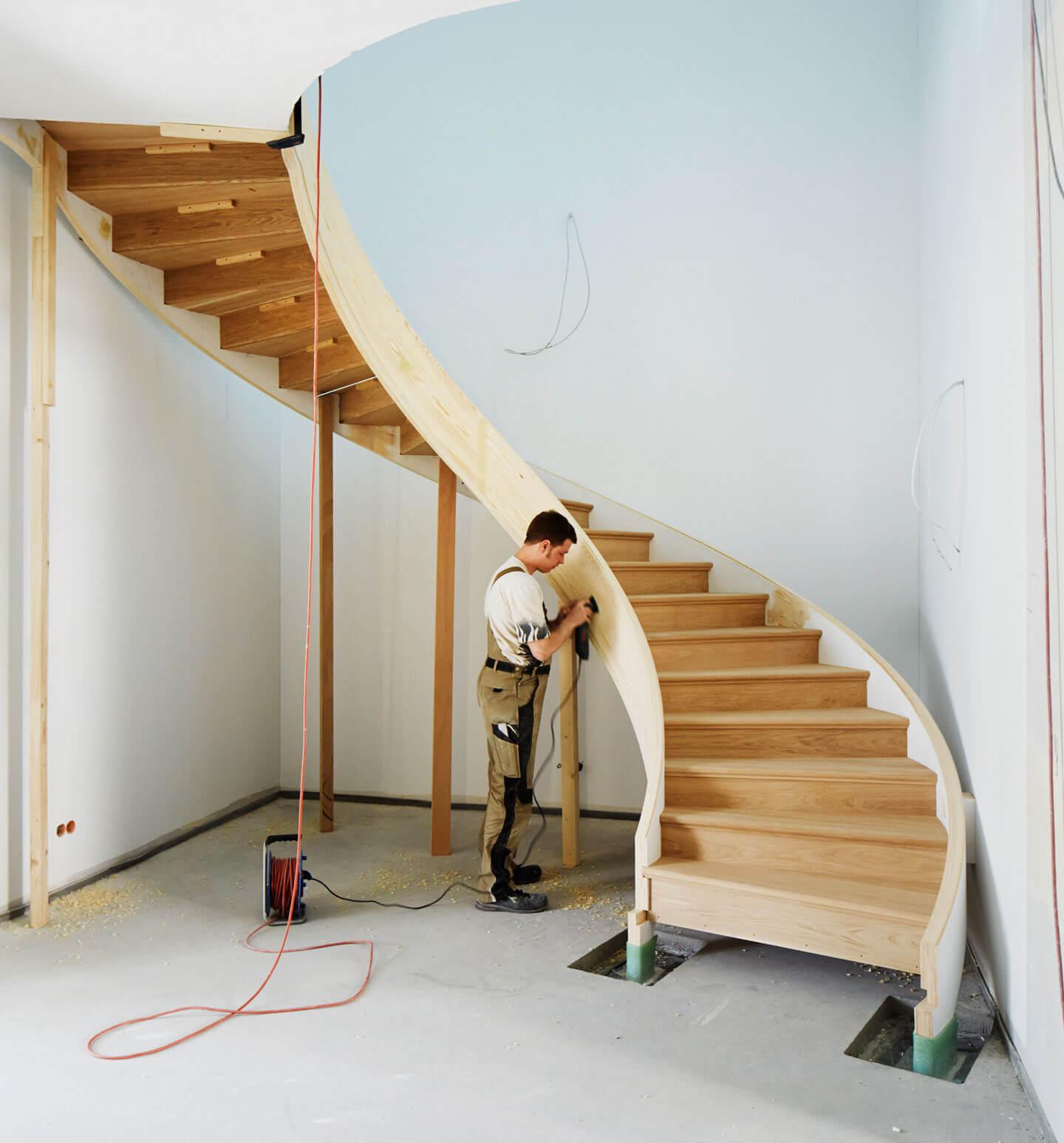 Staircase custum design