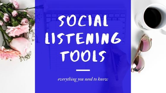 social listening, social media listening, social listening strategy, spying on your competition, social monitoring, social media monitoring, social listening tools - blog 2