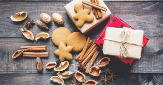 Healthy Low-Fat, Low-Calorie Gingerbread Cookies