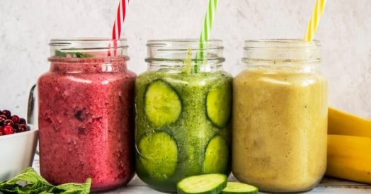 6 Healthy and Energizing Smoothie Recipes