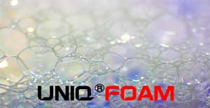UNIQ<sup>®</sup>FOAM – Defoamers, anti-foam and air-release agents