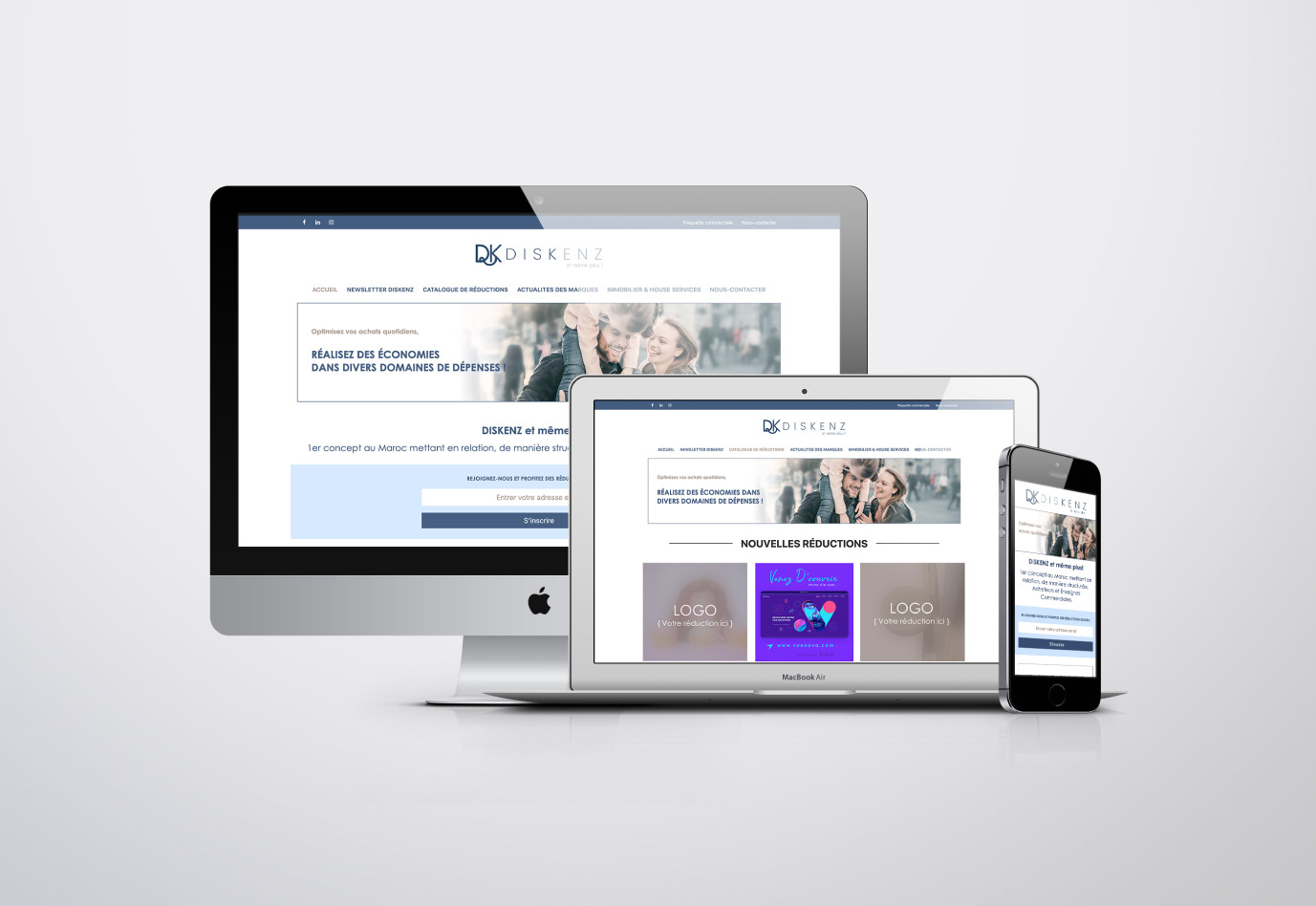 siteweb-diskenz-agence de communication-vuenova
