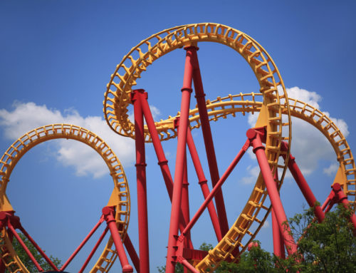 Eating Disorder Recovery: A Hope Roller Coaster