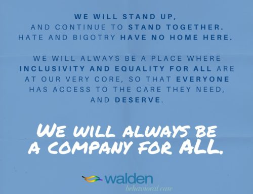 Hate and Bigotry Have No Home at Walden