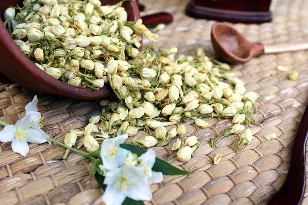 Benefits of Jasmine Tea