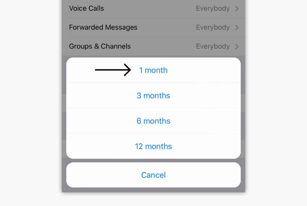 How to remove Telegram.