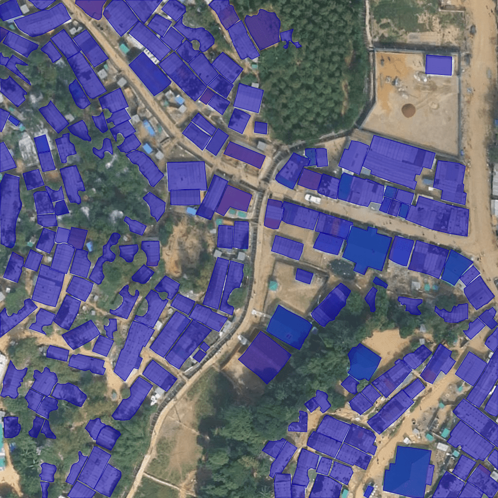 satellite imagery analytics