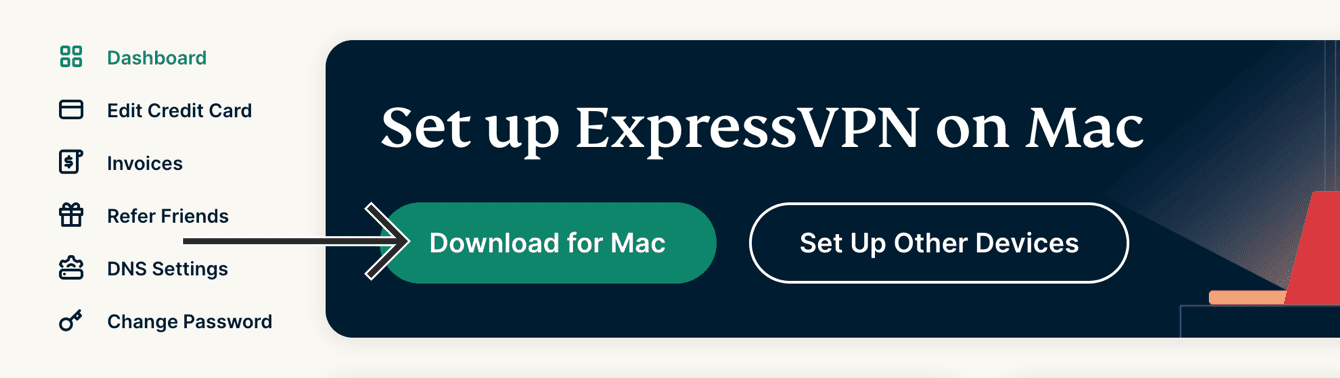 """Klik op """"Downloaden voor Mac."""""""