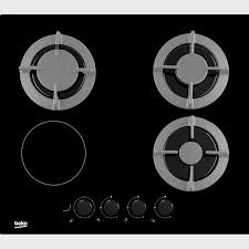 Beko mixed gas hob is one of the smart kitchen appliances that works on gas and electricity.