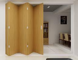 Hafele Fold 50 EF T Sliding Folding System for Wooden Doors