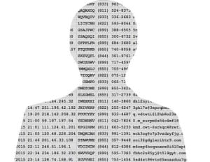 anyone can use your metadata to build a profile about you