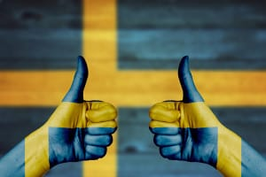 Thumbs Up for Swedish internet Privacy