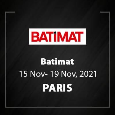 BATIMAT, France 2021