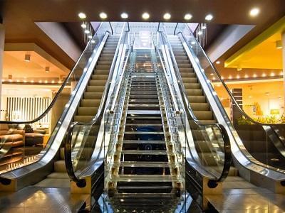 Otis Commercial Escalators