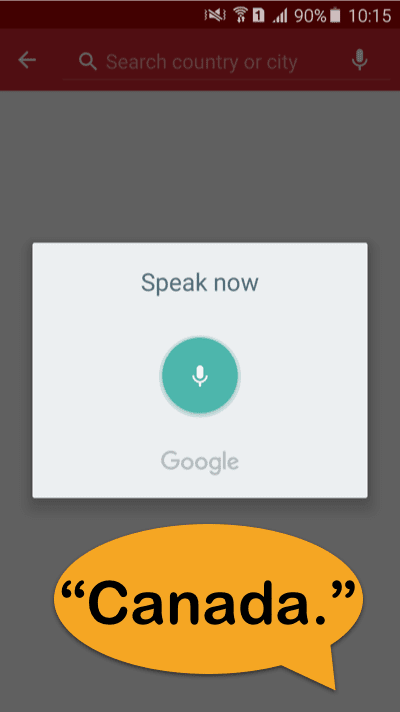 speech-search