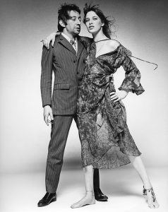 Terry O'Neill Serge Gainsbourg and Jane Birkin - Ashcroft Art