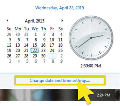 click-change-date