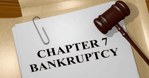 Los efectos de compras recientes en una declaración de bancarrota del Capítulo 7