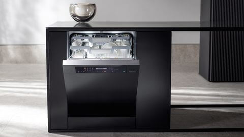 Miele G 7000 dishwasher is a smart kitchen appliance for effective dishwashing.
