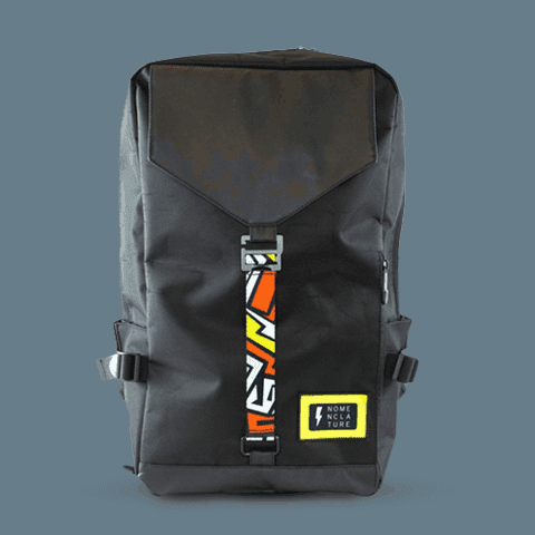 MAGUIRE PACK W/CUSTOM STRAP