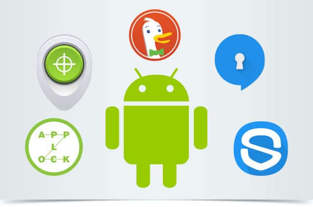android-five-apps