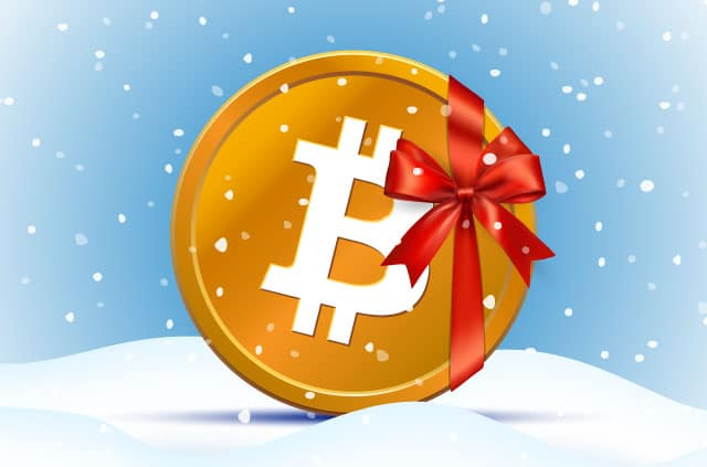How to give Bitcoin as a gift
