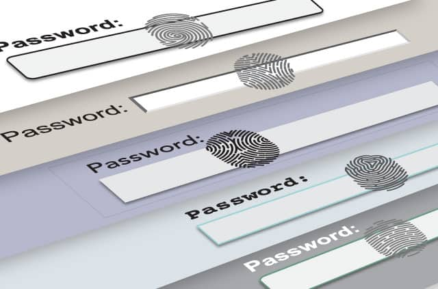 Use a strong password