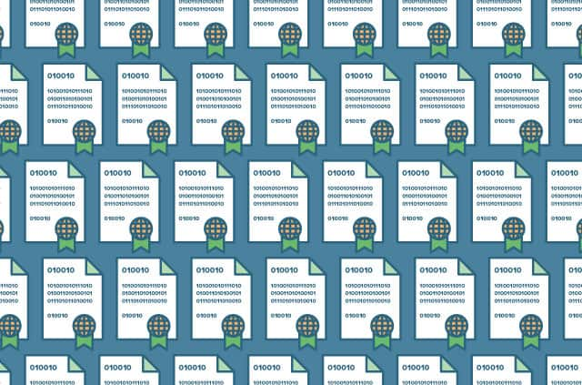Tiled CA certificates.