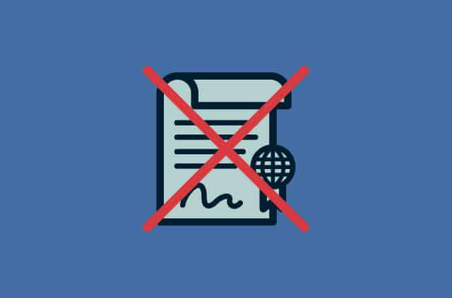 social contract of the internet under threat