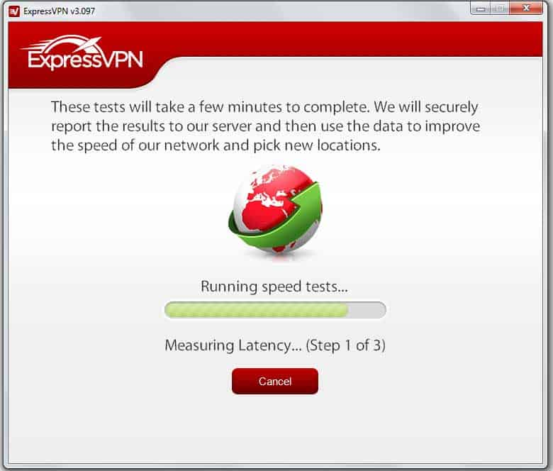 The fastest VPN.