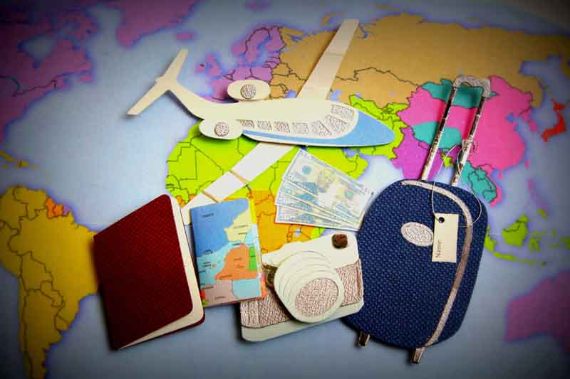 necessities for travelling abroad