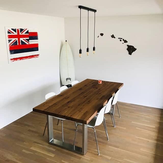 Hawaiian Home Decor:  Consider a Hawaii Island Chain
