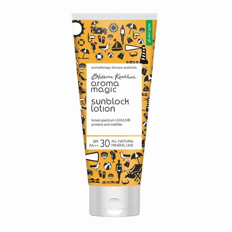 Aroma Magic Sunblock Lotion - 50ml-0