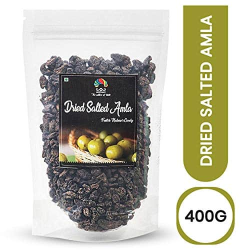 Mr. Merchant Dried Salted Amla (400 gm)